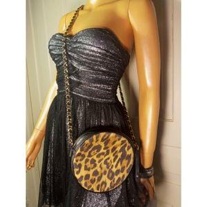 Bag & wallet set Express leopard cheetah crossbody